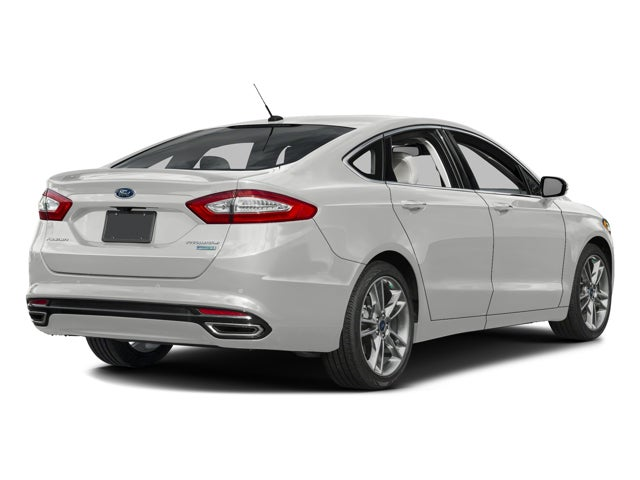2016 Ford Fusion Anium In Greendale Haag