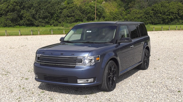 2019 Ford Flex Introduction